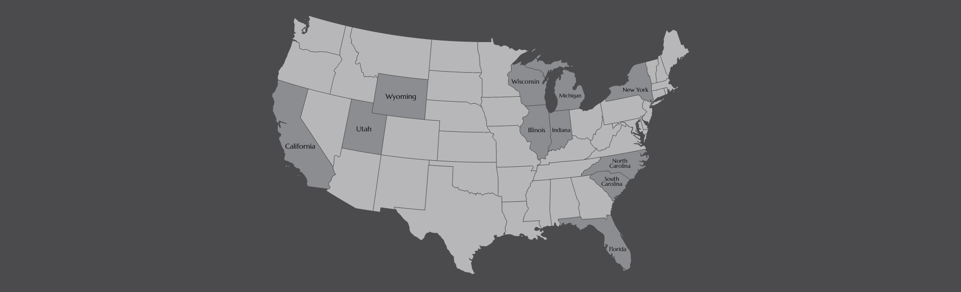 Servicing Locations Across the United States